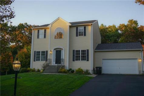 19 Audubon LANE Coventry RI 02816