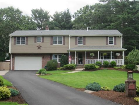 44 Sharon DR Coventry RI 02816