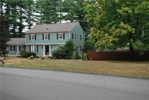 31 Louise Luther DR Cumberland RI 02864