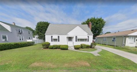41 Peach Hill AV North Providence RI 02911