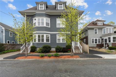 598 Angell ST, Unit#1 East Side of Providence RI 02906