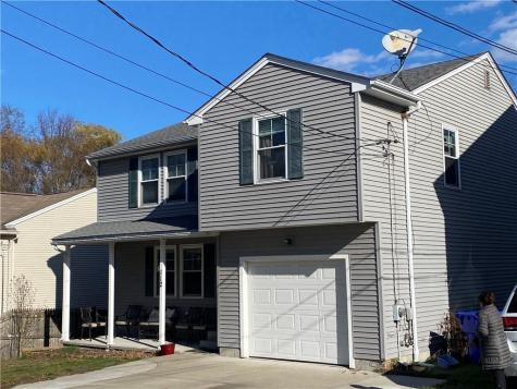 112 Worcester AV East Providence RI 02915