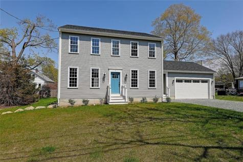 7 Williams ST Barrington RI 02806