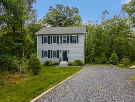 25 Victory HWY Foster RI 02825