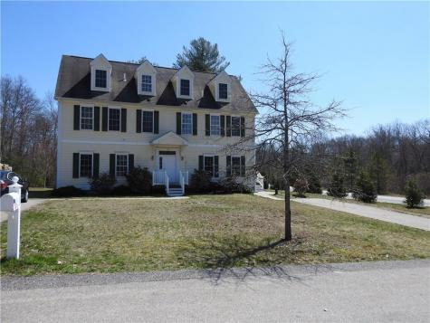 2 Cardinal LANE, Unit#B Hopkinton RI 02832