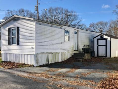 722 Forest Mobile Home Park Middletown RI 02842