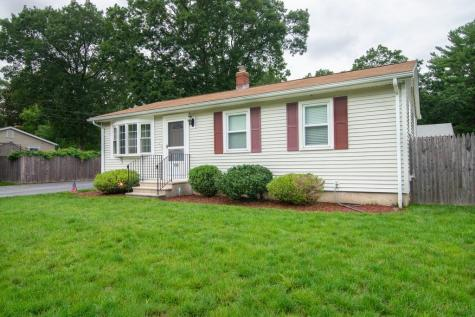 113 West Shore DR Coventry RI 02816