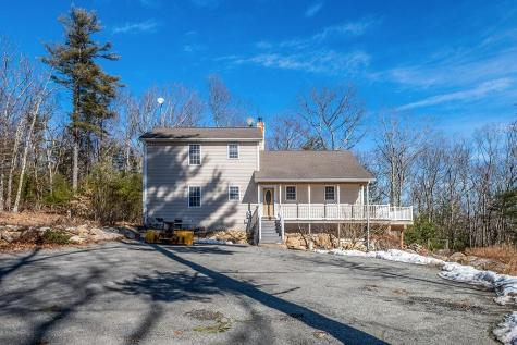 405 Old Plainfield PIKE Scituate RI 02825