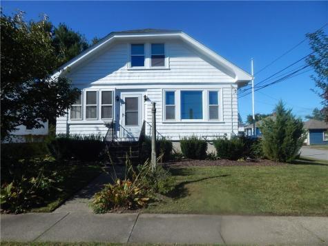 20 Pearce AV East Providence RI 02915