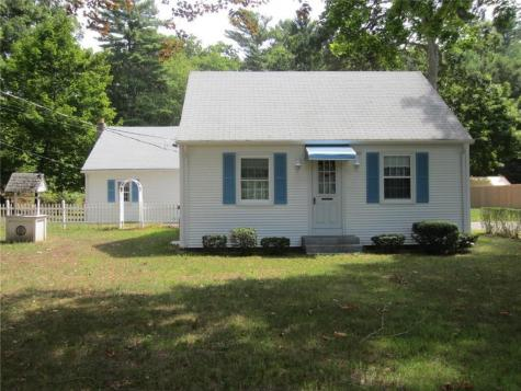 168 Phillips Hill RD Coventry RI 02816