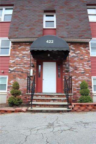 422 Smithfield AV, Unit#2 Pawtucket RI 02860