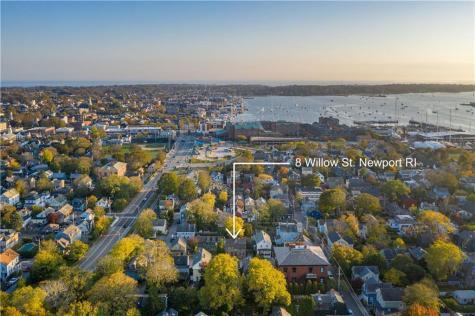 8 - 10 Willow ST Newport RI 02840