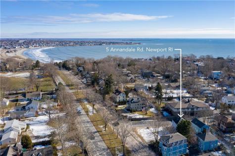 5 Annandale RD Newport RI 02840