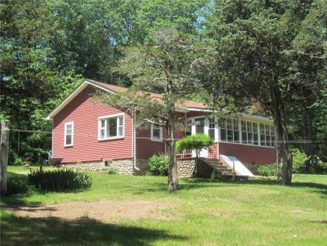 544 Central PIKE Scituate RI 02857