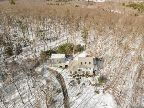33 Rocky Hill RD Scituate RI 02857