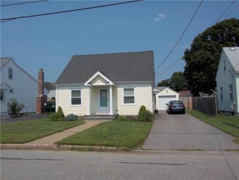 452 Carter AV Pawtucket RI 02861